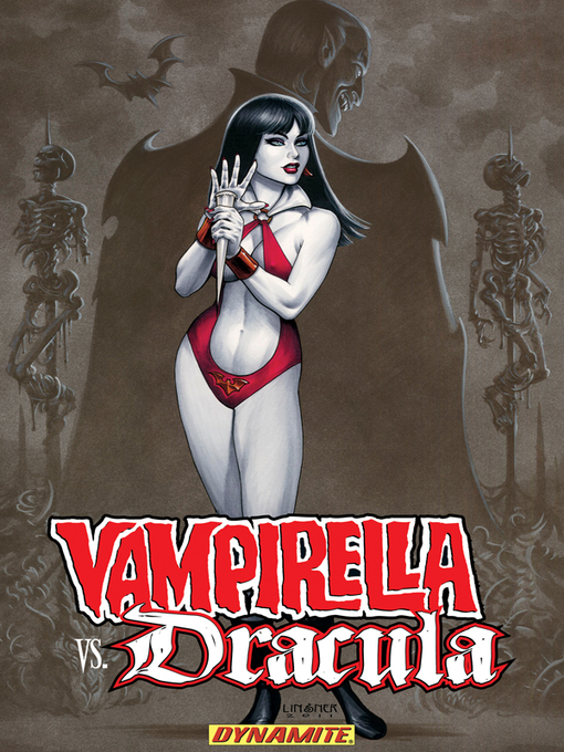 Title details for Vampirella vs. Dracula by Joe Harris - Available