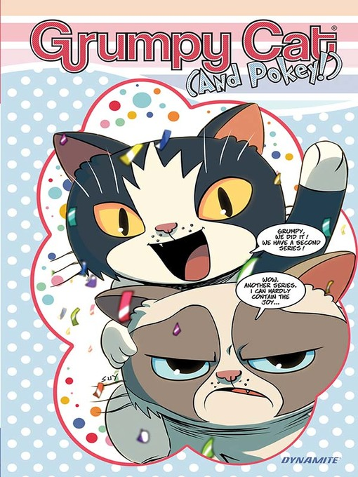 Title details for Grumpy Cat & Pokey by Ben Fisher - Wait list