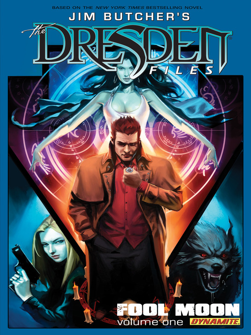 Title details for Jim Butcher's The Dresden Files by Jim Butcher - Wait list
