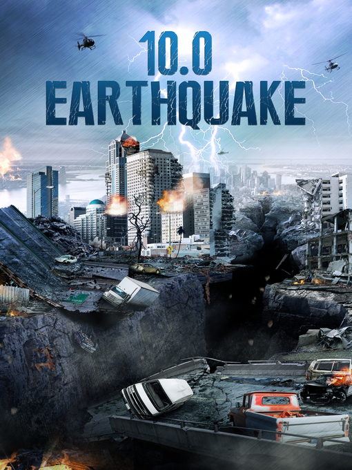 Title details for 10.0 Earthquake by Henry Ian Cusick - Available
