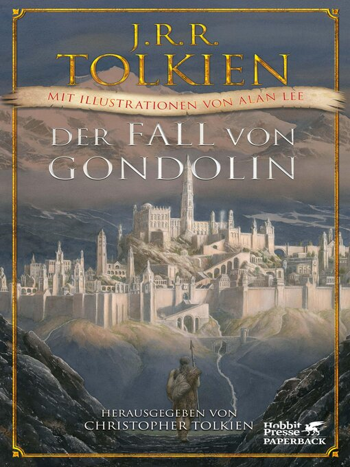 Cover of Der Fall von Gondolin