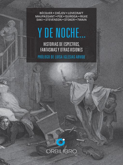 Detalles del título Y de noche... de Gustavo Adolfo Bécquer - Disponible