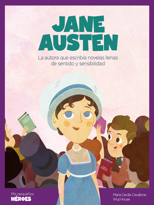 Title details for Jane Austen by Maria Cecilia Cavallone - Available