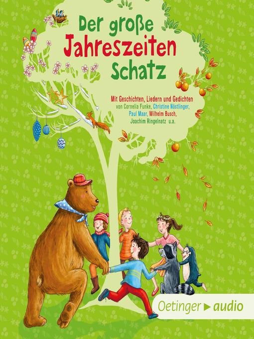 Title details for Der große Jahreszeitenschatz by Lea Hirsch - Available