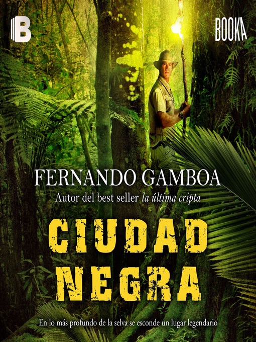 Title details for Ciudad Negra by Fernando Gamboa - Available