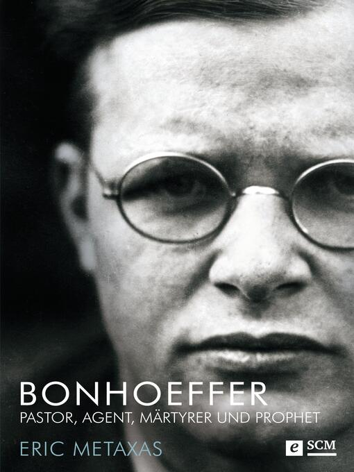 Title details for Bonhoeffer by Eric Metaxas - Wait list