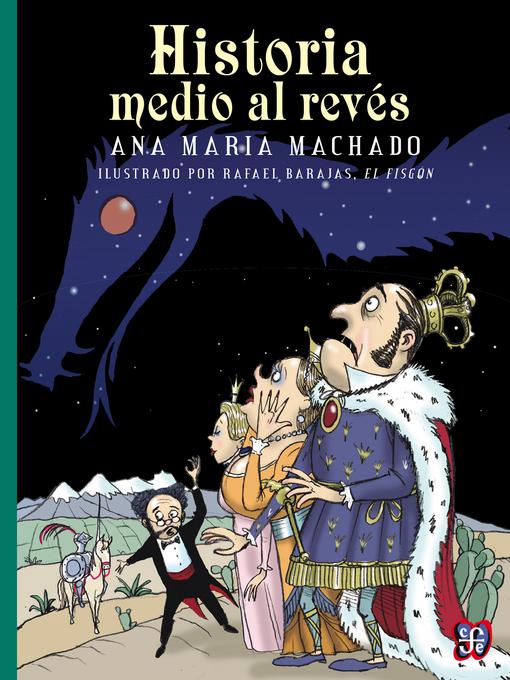 Detalles del título Historia medio al revés de Ana María Machado - Disponible