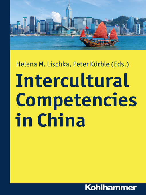 Title details for Intercultural Competencies in China by Helena Maria Lischka - Wait list