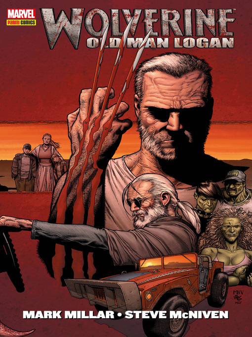 Title details for Wolverine by Mark Miller - Wait list