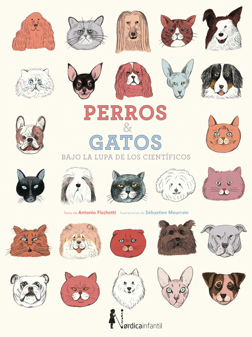 Title details for Perros & gatos by Antonio Fischetti - Available
