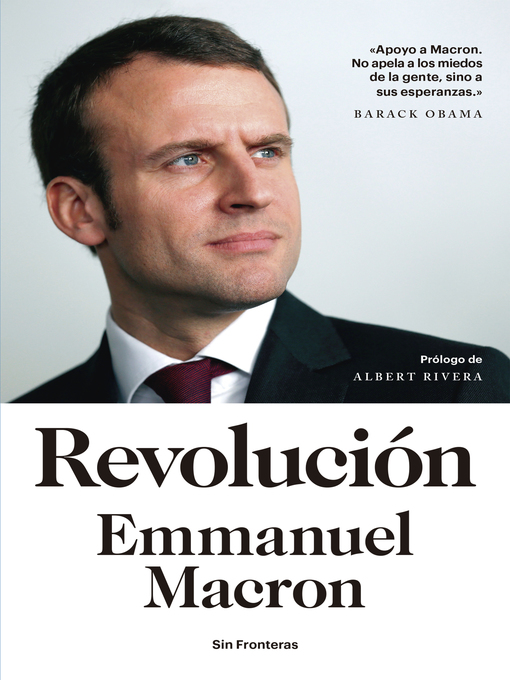 Cover of Revolución