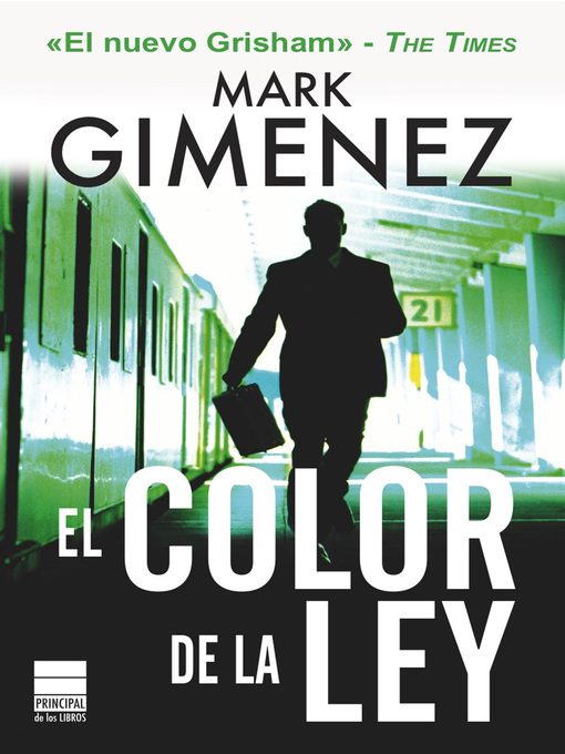 Title details for El color de la ley by Mark Gimenez - Available