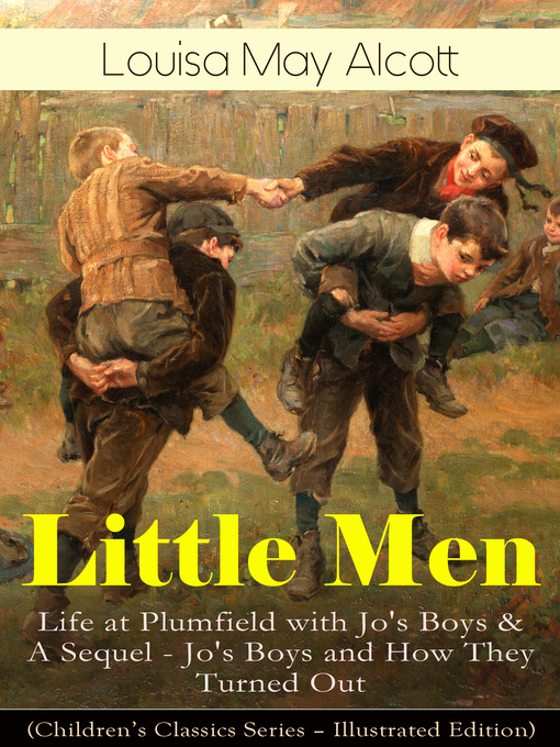 Title details for Little Men by Louisa May Alcott - Available
