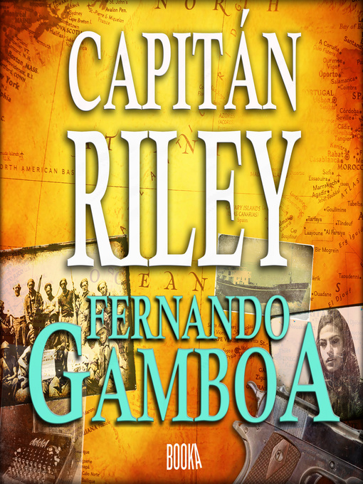 Title details for Capitán Riley by Fernando Gamboa - Available