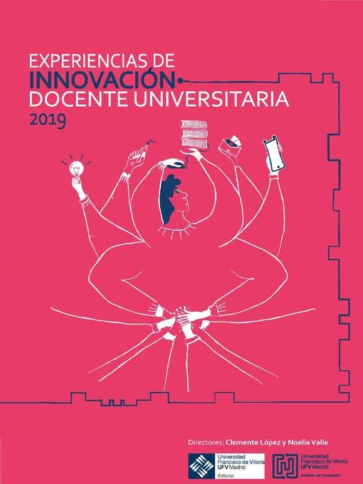 Title details for Experiencias de innovación docente universitaria by Clemente López González - Available