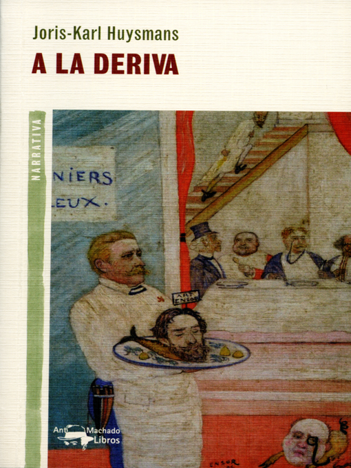 Title details for A la deriva by Joris-Karl Huysmans - Available