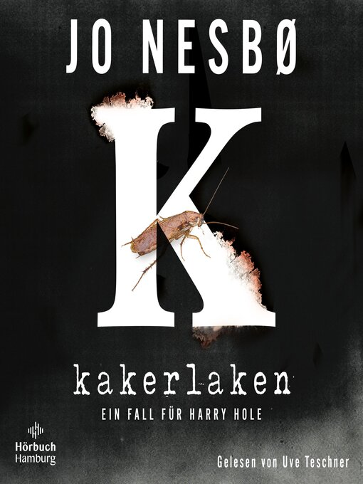 Title details for Kakerlaken by Jo Nesbø - Available
