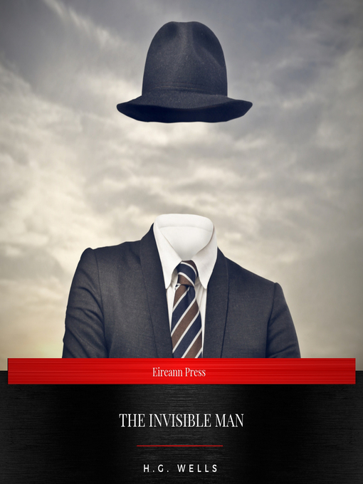 Cover image for book: The Invisible Man