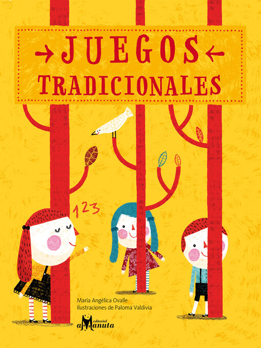 Title details for Juegos tradicionales by María Angélica Ovalle - Available
