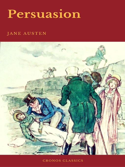 Cover of Persuasion (Cronos Classics)
