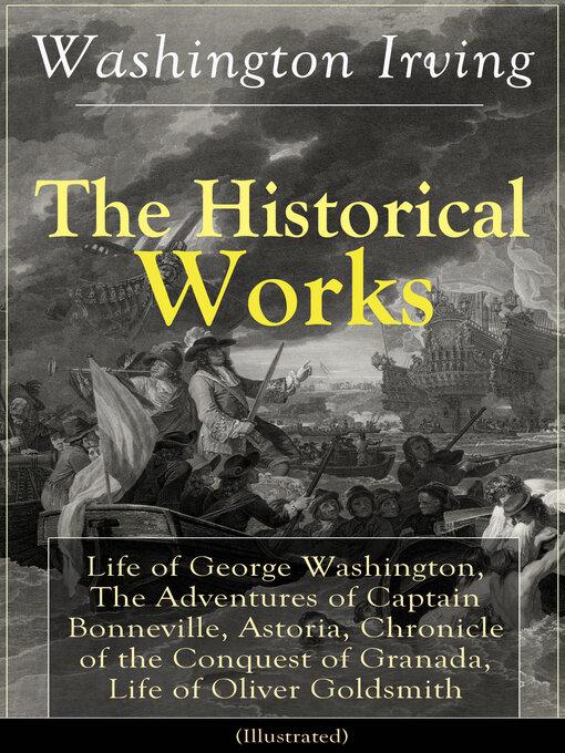 washington irving list of works