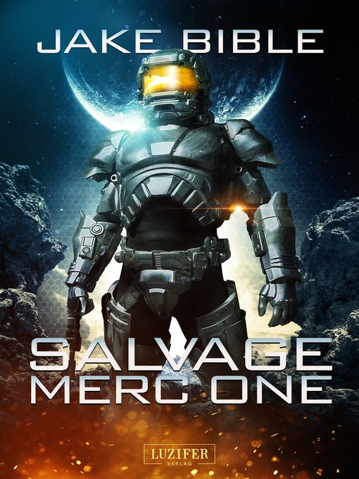 Cover of Salvage Merc One
