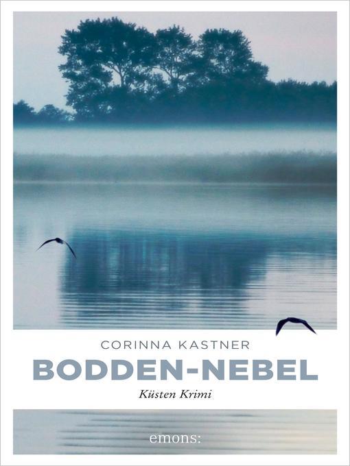 Title details for Bodden-Nebel by Corinna Kastner - Available