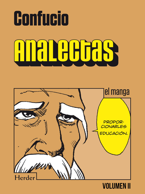 Title details for Analectas.  Vol II by Confucio - Wait list