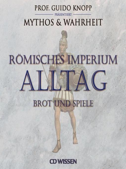 Title details for Römisches Imperium by Wolfgang Suttner - Available