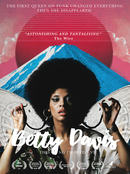 Title details for Betty by Betty Davis - Available