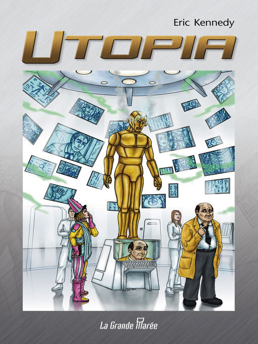 Title details for Utopia by Éric Kennedy - Available