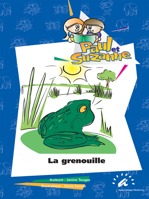 Cover of La grenouille