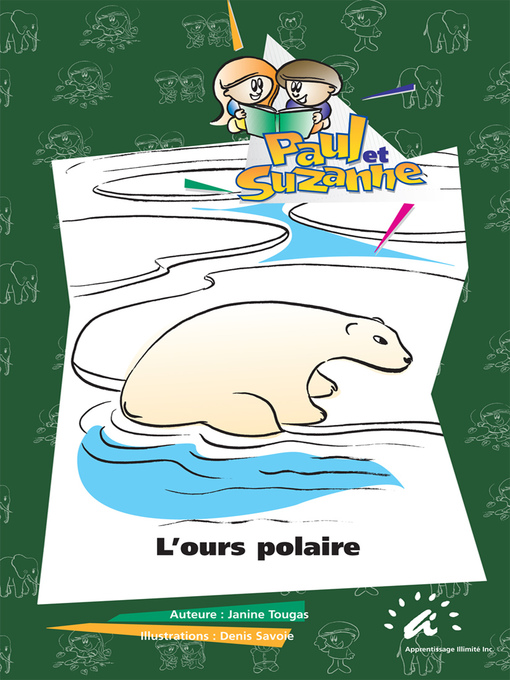 Cover of L'ours polaire