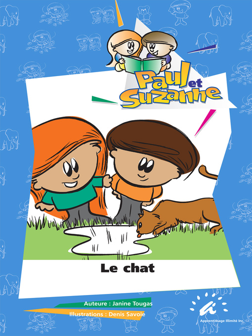 Title details for Le chat by Janine Tougas - Available