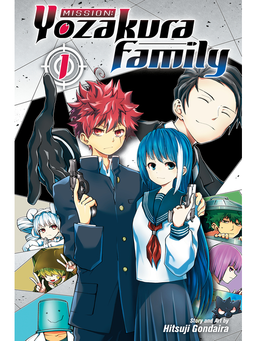 Title details for Mission: Yozakura Family, Volume 1 by Hitsuji Gondaira - Available