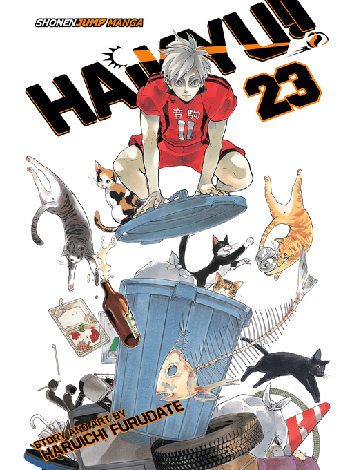 Title details for Haikyu!!, Volume 23 by Haruichi Furudate - Available