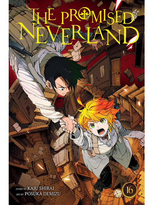 Title details for The Promised Neverland, Volume 16 by Kaiu Shirai - Available