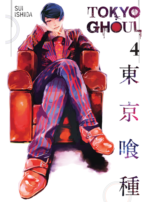 Title details for Tokyo Ghoul, Volume 4 by Sui Ishida - Available