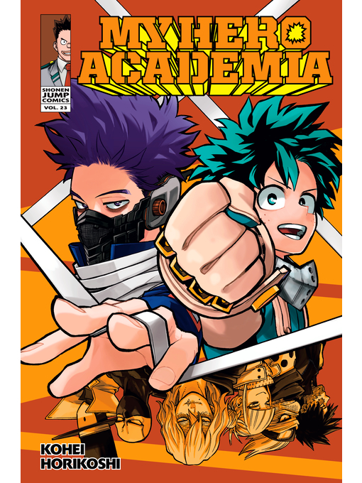Title details for My Hero Academia, Volume 23 by Kohei Horikoshi - Wait list
