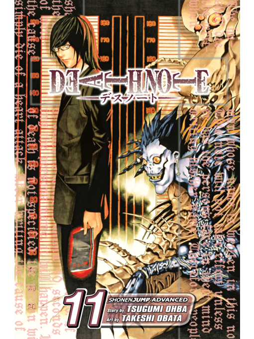 Cover of Death Note, Volume 11