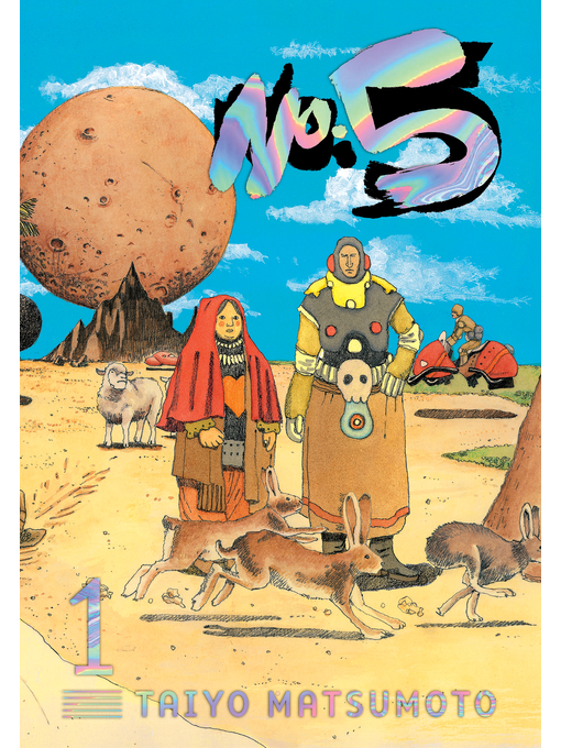Title details for No. 5, Volume 1 by Taiyo Matsumoto - Available