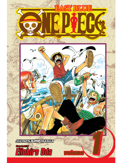 One Piece, Volume 1