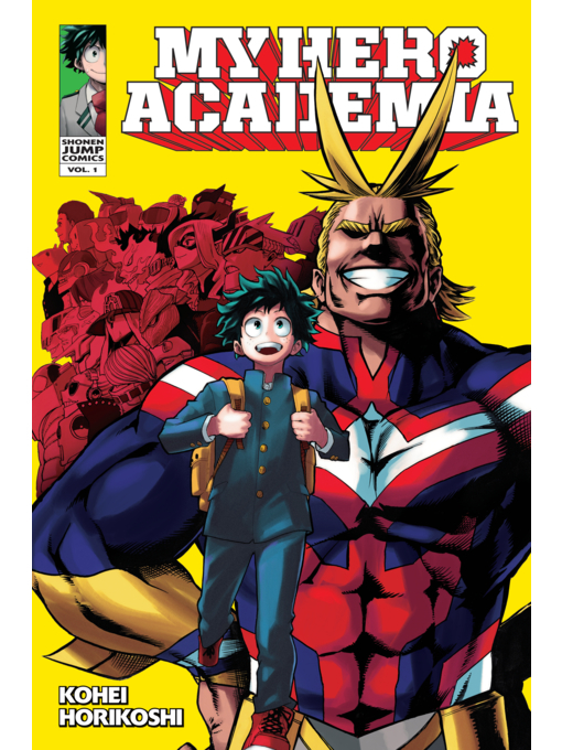 Title details for My Hero Academia, Volume 1 by Kohei Horikoshi - Available
