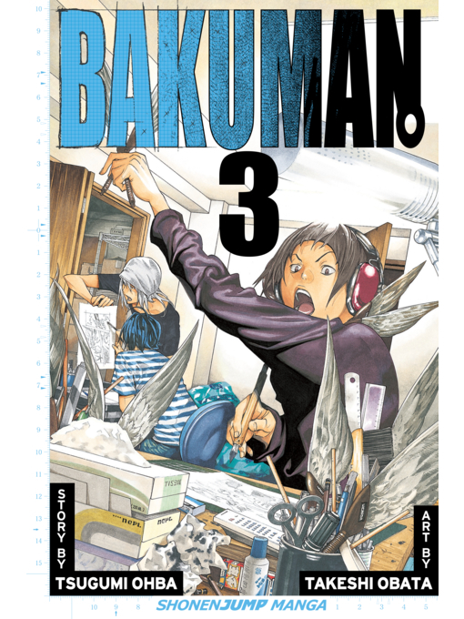 Title details for Bakuman, Volume 3 by Tsugumi Ohba - Available