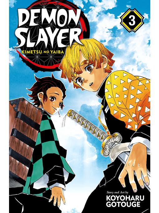 Title details for Demon Slayer: Kimetsu no Yaiba, Volume 3 by Koyoharu Gotouge - Wait list