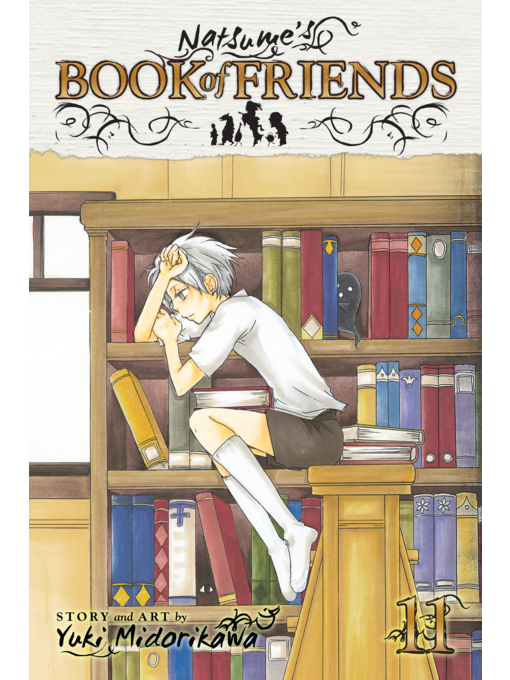 Cover of Natsume's Book of Friends, Volume 11