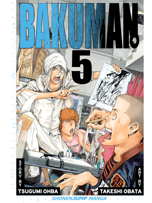 Title details for Bakuman, Volume 5 by Tsugumi Ohba - Available