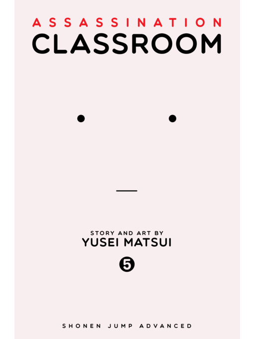 Cover of Assassination Classroom, Volume 5