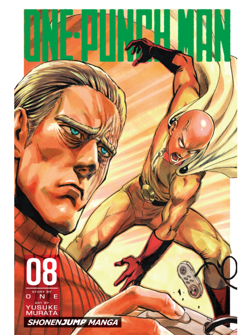Title details for One-Punch Man, Volume 8 by ONE - Available