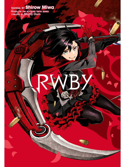 Title details for RWBY by Shirow Miwa - Wait list